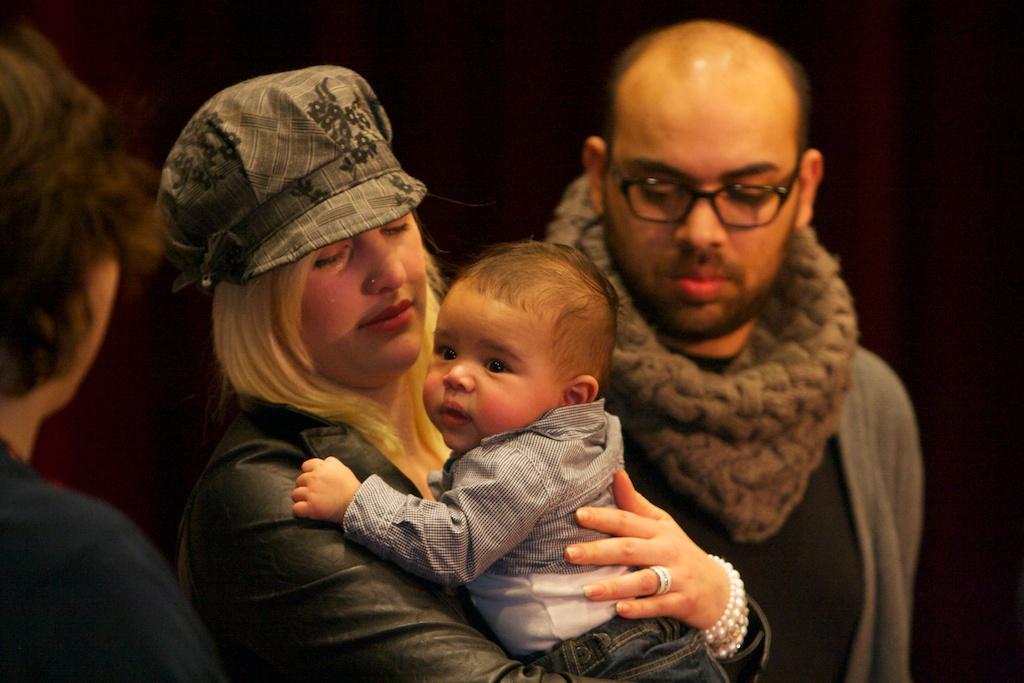 Dorothea, Sem en Michael