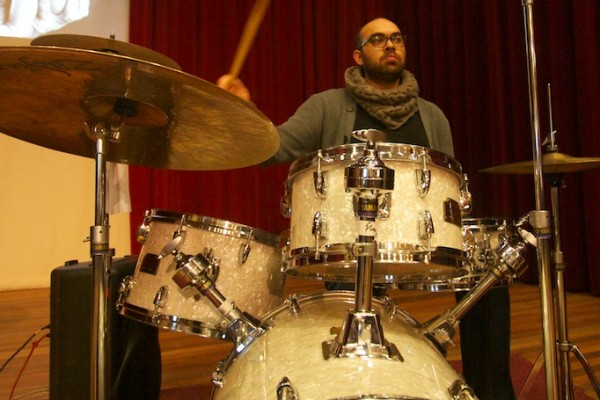 Aanbidding met percussie